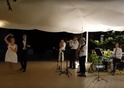 Puccio's Banda: Matrimonio a Ca' Del Moro (Pontremoli) 21 Luglio 2018