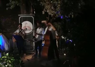 Puccio's Banda: Matrimonio al San Colombano (Lucca) 24 Agosto 2019