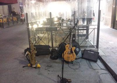 Puccio's Duo: musica dal vivo alla Caffetteria Tozzini per l'evento Pisa in blu (Pisa) 30 Novembre 2019