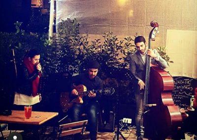 Puccio's Trio: serata con musica dal vivo al Pan Jazz (Massa) 08 Dicembre 2019