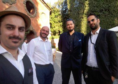 Puccio's Banda: Matrimonio di Marika e Giordano a Villa Grabau (Lucca) 29 Settembre 2019