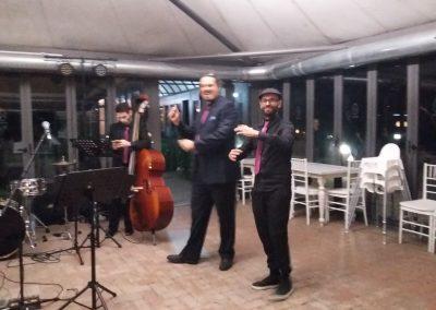 Puccio's Banda: cena con musica dal vivo Matrimonio di Viviana e Giuseppe a Villa Saulina (Lastra a Signa - Firenze) 11 Ottobre 2019