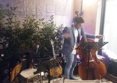 Puccio's Duo: aperitivo con musica dal vivo al Pan Jazz (Massa) 08 Dicembre 2019