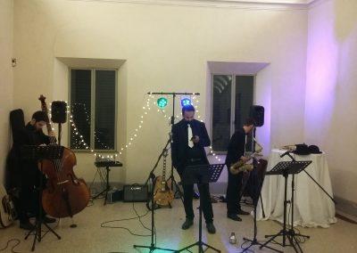 Puccio's Banda: festa privata cena aziendale della LIST S.p.a. al Real Collegio (Lucca) 13 Dicembre 2019