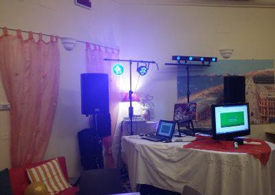 Puccio's Deejay e Service Audio: festa di laurea al Bar Il Principino (Viareggio) 21 Dicembre 2019