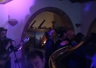 Puccio's Trio + Katia: festa privata / compleanno di Federica (Gambassi Terme) 19 Gennaio 2020