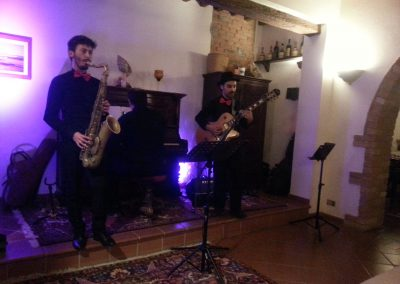 Puccio's Banda: festa privata per San Valentino (Gambassi Terme) 14 Febbraio 2020