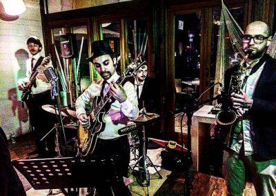 Puccio's Banda: serata con musica e dal vivo ballerini jazzroad al Carpe Diem (Viareggio) 03 Marzo 2018