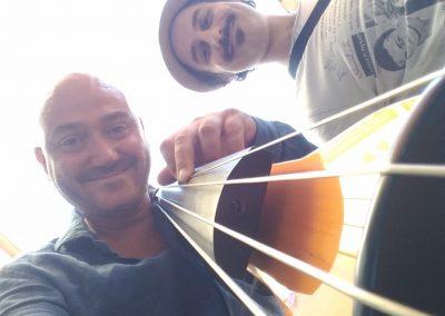 Puccio's Trio: musica dal vivo compleanno di Renzo (Ortonovo) 03 Agosto 2019