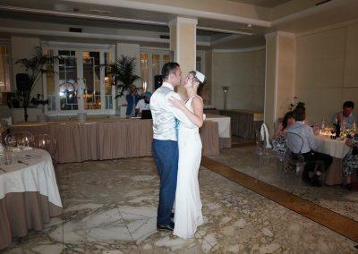 Puccio Deejay: Dj Set al Matrimonio di Gianni al ristorante hotel Esplanade ballo sposi (Viareggio) 02 Giugno 2018