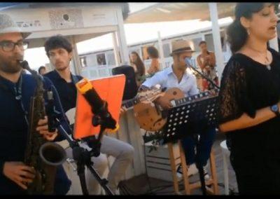Puccio's Trio & Camilla: serat al Pia Para Ti (Marina di Pisa) 29 Giugno 2018