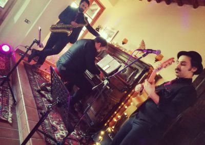 Puccio's Trio & Katia: compleanno festa privata di Federica (Gambassi Terme) 19 Gennaio 2020
