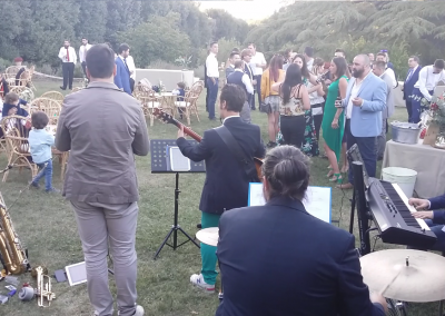 Puccio's Banda: Matrimonio ai Bichi Borghesi (Casole D'elsa - Siena) 28 Settembre 2018