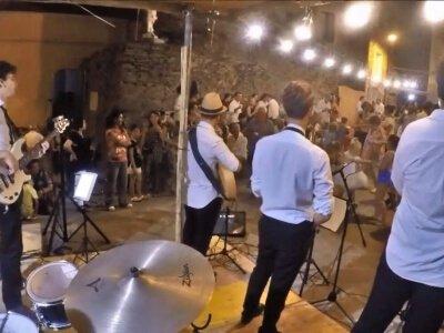 Puccio's Banda quintetto musica dal vivo matrimonio festa privata wedding party