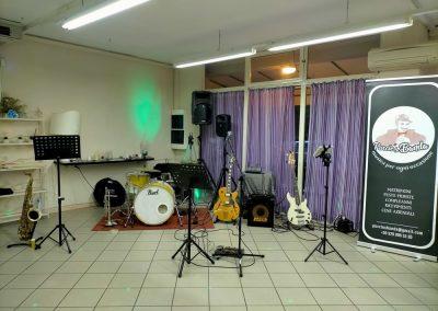 Puccio's Banda compleanno festa privata musica dal vivo Camaiore